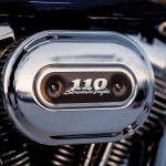 2014 Harley-Davidson CVO Softail Deluxe Engine Cover