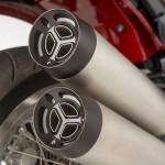 2014 Horex VR6 Classic Exhausts