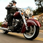2014 Indian Chief Classic Traditional Red