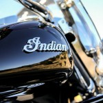 2014 Indian Chief Vintage Badge