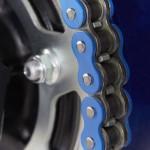 2014 Suzuki GSX-R1000 SE Blue Chain
