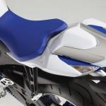 2014 Suzuki GSX-R1000 SE Blue Seat
