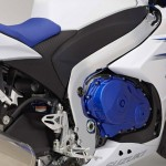 2014 Suzuki GSX-R1000 SE Engine Cover