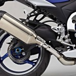 2014 Suzuki GSX-R1000 SE Polished Exhaust