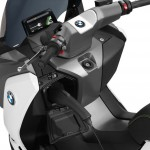 2014 BMW C evolution Electric Scooter Charging