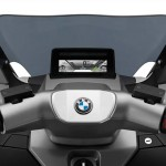 2014 BMW C evolution Electric Scooter Instrument Display