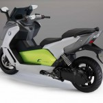 2014 BMW C evolution Electric Scooter Left Side_1