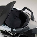 2014 BMW C evolution Electric Scooter Seat Storage
