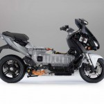 2014 BMW C evolution Electric Scooter Uncover_1