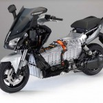2014 BMW C evolution Electric Scooter Uncover_2