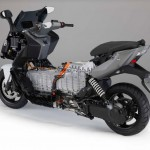 2014 BMW C evolution Electric Scooter Uncover_4