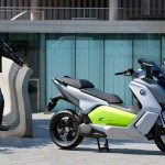 2014 BMW C evolution Electric Scooter_1
