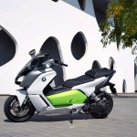 2014 BMW C evolution Electric Scooter_2