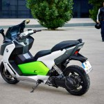 2014 BMW C evolution Electric Scooter_4