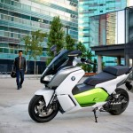 2014 BMW C evolution Electric Scooter_5