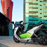 2014 BMW C evolution Electric Scooter_6
