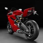2014 Ducati 899 Panigale Rear