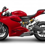 2014 Ducati 899 Panigale Red