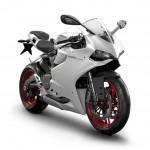 2014 Ducati 899 Panigale White