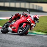 2014 Ducati 899 Panigale in Action