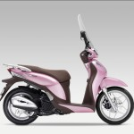 2014 HONDA SH Mode 125 Pink