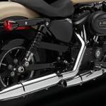2014 Harley-Davidson Iron 883 Exhaust