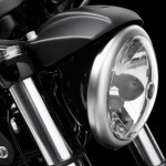 2014 Harley-Davidson Iron 883 Headlight