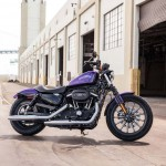 2014 Harley-Davidson Iron 883 Purple_1