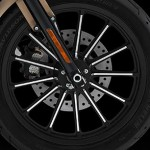 2014 Harley-Davidson Iron 883 Wheel