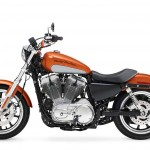 2014 Harley-Davidson SuperLow Left Side