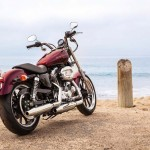 2014 Harley-Davidson SuperLow Red