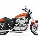 2014 Harley-Davidson SuperLow Right Side