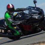 2014 Kawasaki Ninja ZX-14R Flat Ebony and Ebony