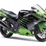 2014 Kawasaki Ninja ZX-14R Ohlins Editon Green