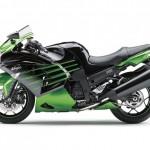 2014 Kawasaki Ninja ZX-14R Ohlins Editon Green_1