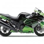 2014 Kawasaki Ninja ZX-14R Ohlins Editon Green_2