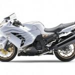 2014 Kawasaki Ninja ZX-14R Ohlins Editon White_2