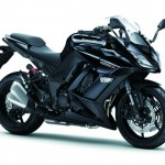 2014 Kawasaki Z1000SX Black