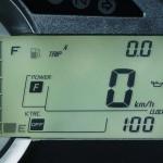 2014 Kawasaki Z1000SX Display