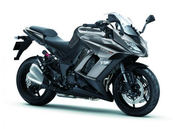 2014 Kawasaki Z1000SX Grey