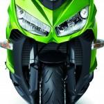 2014 Kawasaki Z1000SX Headlight