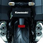 2014 Kawasaki Z1000SX Rear Detail
