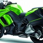 2014 Kawasaki Z1000SX Rear Side