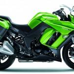2014 Kawasaki Z1000SX Right Side