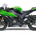 2014 Kawasaki ZX-10R Ninja Green ABS