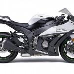 2014 Kawasaki ZX-10R Ninja White