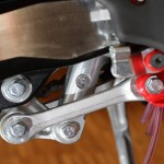 2014 RS Dual-sport Motorcycle Linkage