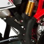 2014 RS Dual-sport Motorcycle Rear Shock LR
