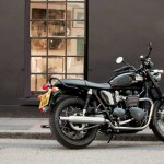 2014 Triumph Bonneville T100 Black Out Model