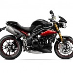 2014 Triumph Speed Triple R Black